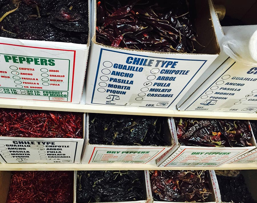 verduras-frutas-amigo-super-mercado-latino-charlottesville-va-chile-guajillo-chipotle-ancho-pasilla-morita-piquin-arbol-pulla-cascabel